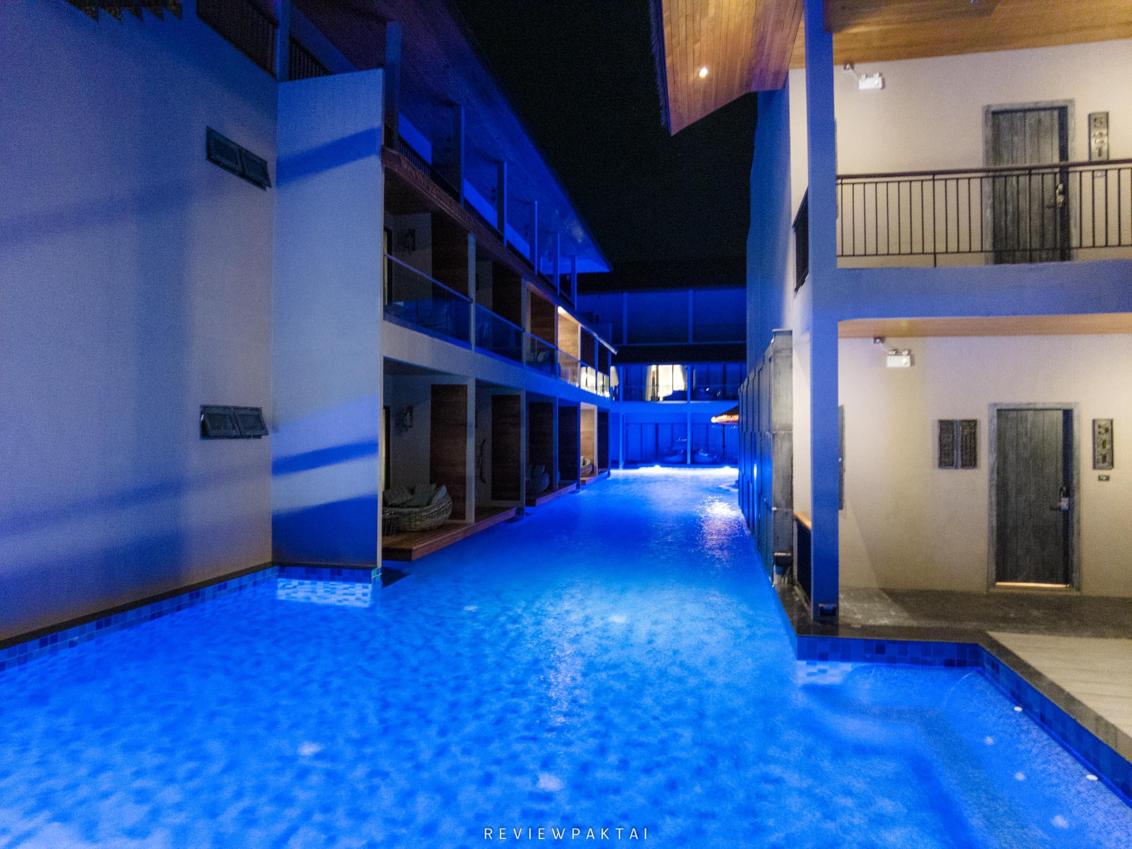 บรรยากาศยามค่ำคืนฟินๆ ที่พักหลีเป๊ะ,ที่พักสตูล,ที่พักติดทะเล,เกาะหลีเป๊ะ,ananya,resort,lipe