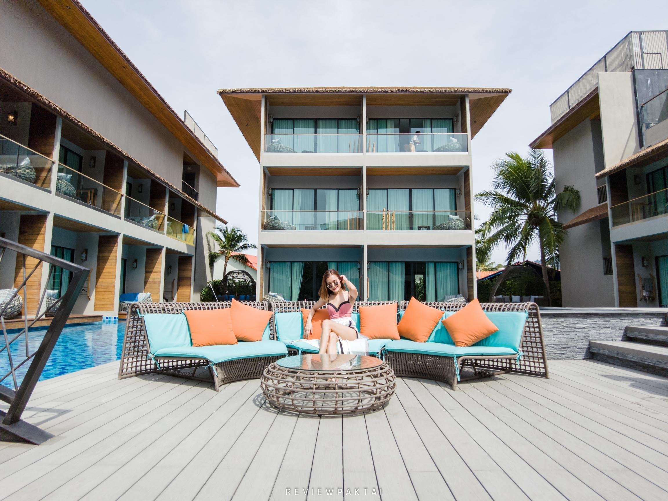 วิวจุดเช็คอินถ่ายรูปปังๆ ที่พักหลีเป๊ะ,ที่พักสตูล,ที่พักติดทะเล,เกาะหลีเป๊ะ,ananya,resort,lipe
