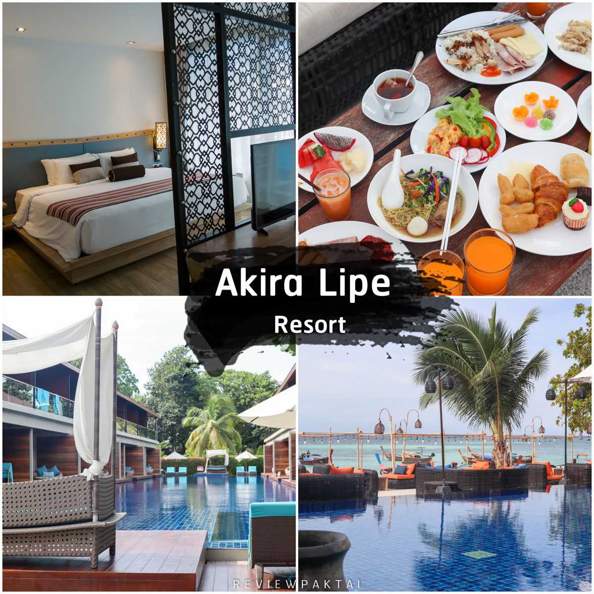Akira Lipe Resort อีกหนึ่งรีสอร์ทสุดสวยวิวดีบนเกาะหลีเป๊ะ มีมุมจุดถ่ายรูปมากมายเลยทีเดียวครับ เตียงนอนนุ่มๆสบาย และไฮไลท์ทีเด็ดคือห้องพัก Pool Access ฟินๆ รายละเอียด คลิก จุดเช็คอิน,หลีเป๊ะ,สตูลสดยกกำลังสาม,satunwonderland,เที่ยวเมืองไทยAmazingกว่าเดิม,ชีพจรลงSouth